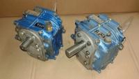 Hurth HBW50-2R keerkoppeling gereviseerd, korte en lange as