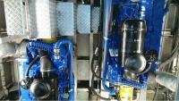 Sisu 620 motoren revisie Pont Langweer - 2 maal Sisu 620 motor revisie