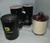 John Deere onderdelen 4045DFM50, 4045TFM50 en 6068TFM50 - John Deere filters