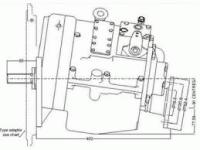 PRM 750A - 8 graden - PTO - PRM 750 A