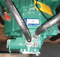 ZF45-1 gebruikte keerkoppeling