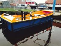 Werkboot Tomboy 22 - Tomboy 22 met John Deere 4045DFM70 CCnR II