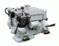 SD 318 scheepsmotor