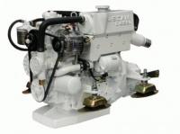 SD 325 - basismotor Kubota D1105 - SD 325 scheepsmotor