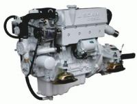 SD 434 scheepsmotor
